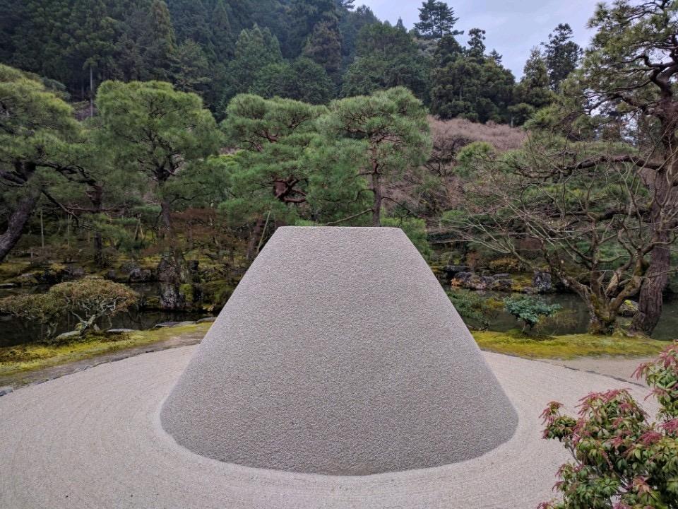 Ginkaku-ji Temple and garden kyoto (1)