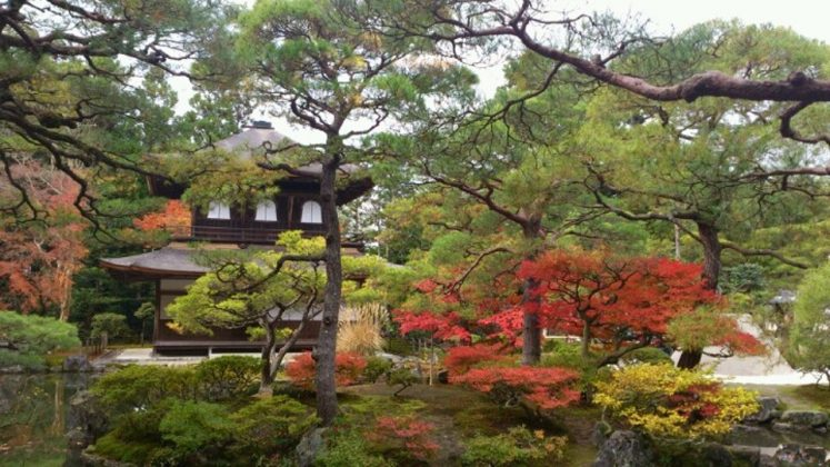 Ginkaku-ji Temple and garden kyoto (1)