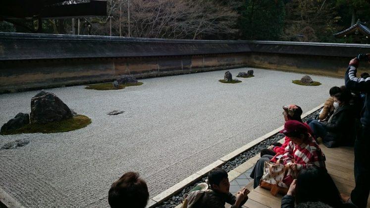 Ryoan-ji Temple garden kyoto (1)