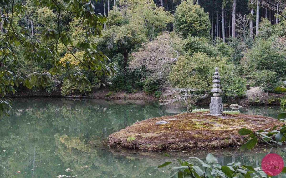 kinkakuji temple garden kyoto (1)