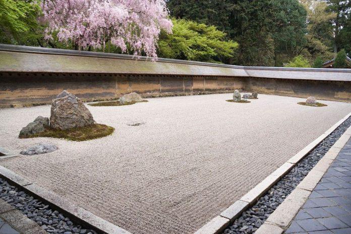 ryoan-ji garden kyoto