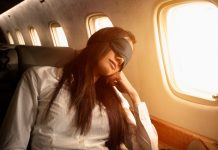 sleep well on a plane 3