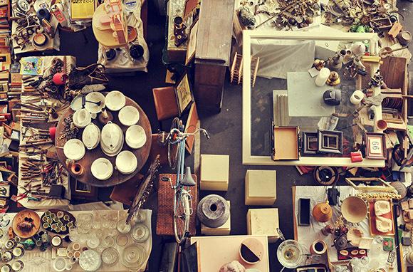 Photo: Flea Market via Shutterstock