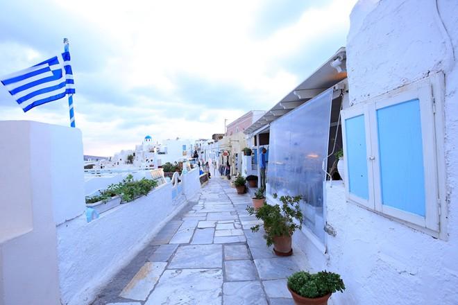 10 Santorini Oia village