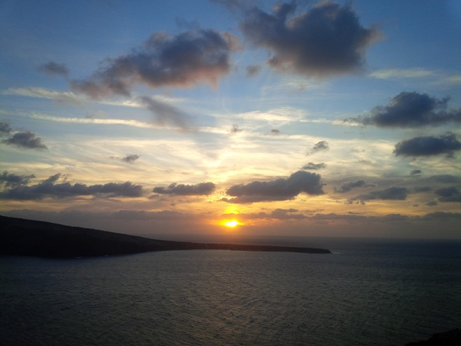 12 Santorini sunset