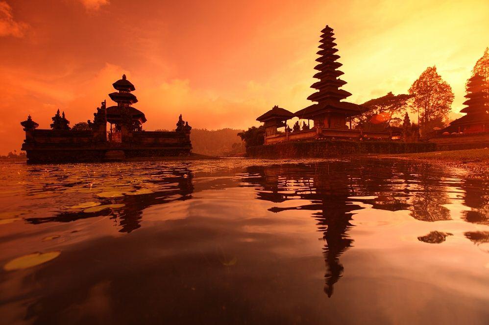 Puru Ulun Danu Beratan, Bali