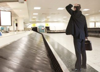 how to find lost luggage