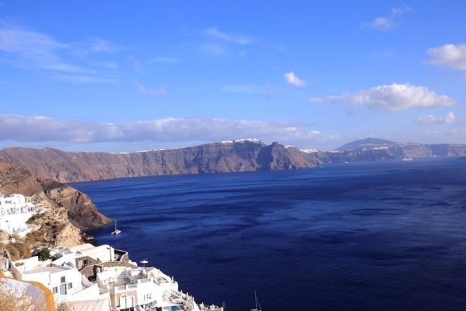 3 Santorini Island