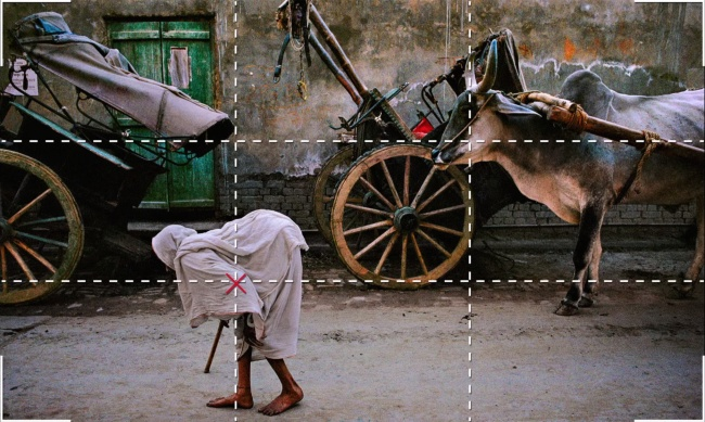 Photo credit: Steve McCurry