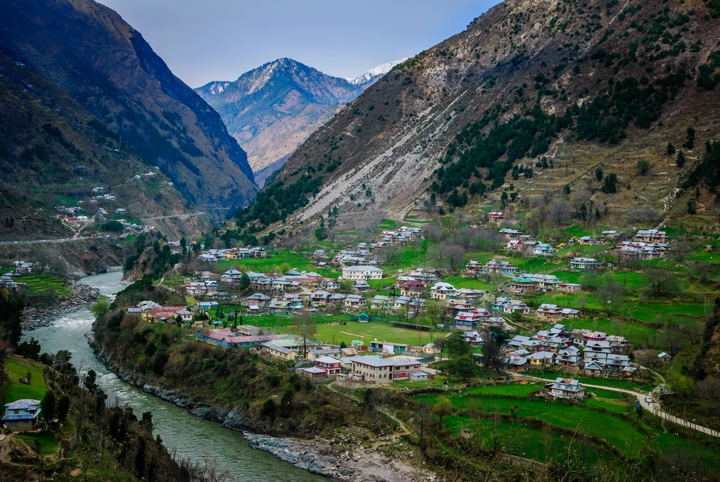 Arang Kel, Neelum Valley–Kashmir, Pakistan