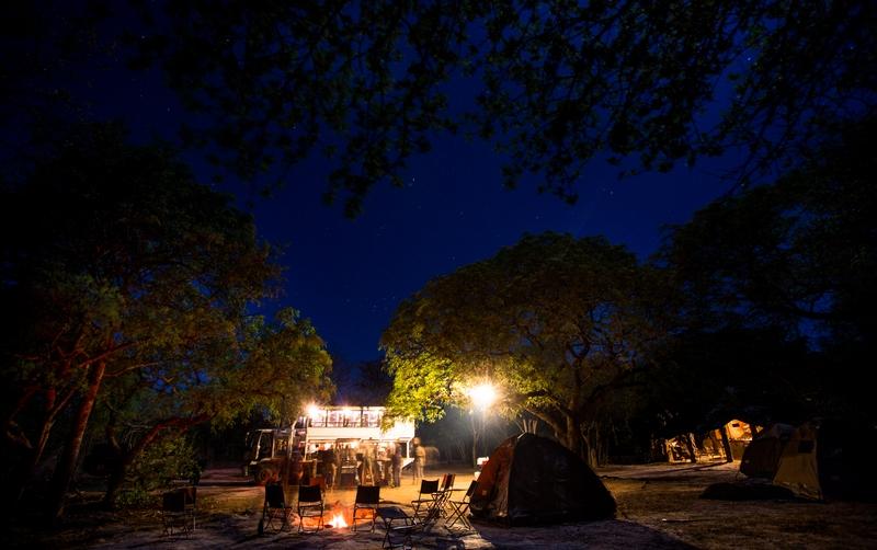 Camping-under-the-stars-in-Matobo