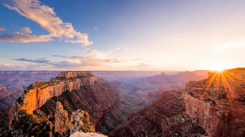Cape Royal from the North Rim © kojihirano / Getty Images / iStockphoto