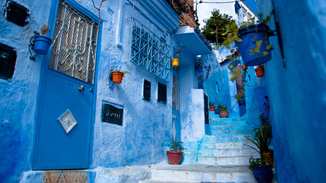 Chefchaouen village morocco guides tips