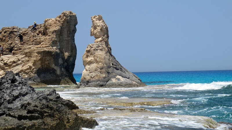 Coast near Marsa Matruh – Egypt