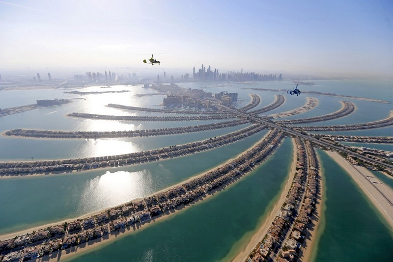 Dubai from above series photos6