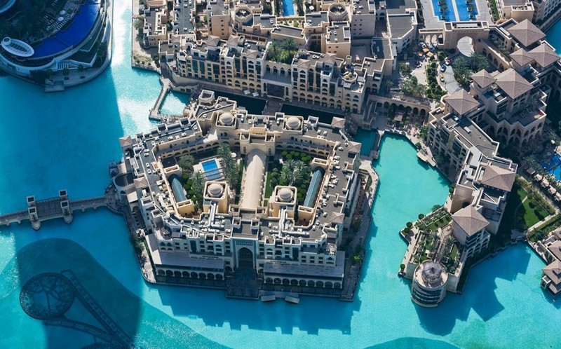 Dubai from above series photos7