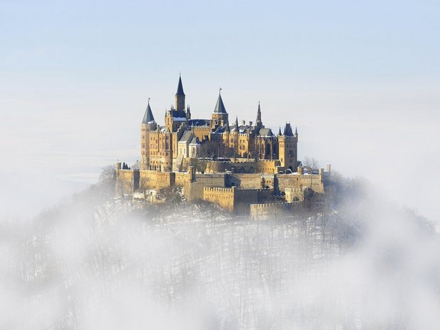 Germany-Palace-Hohenzollern-cr-getty