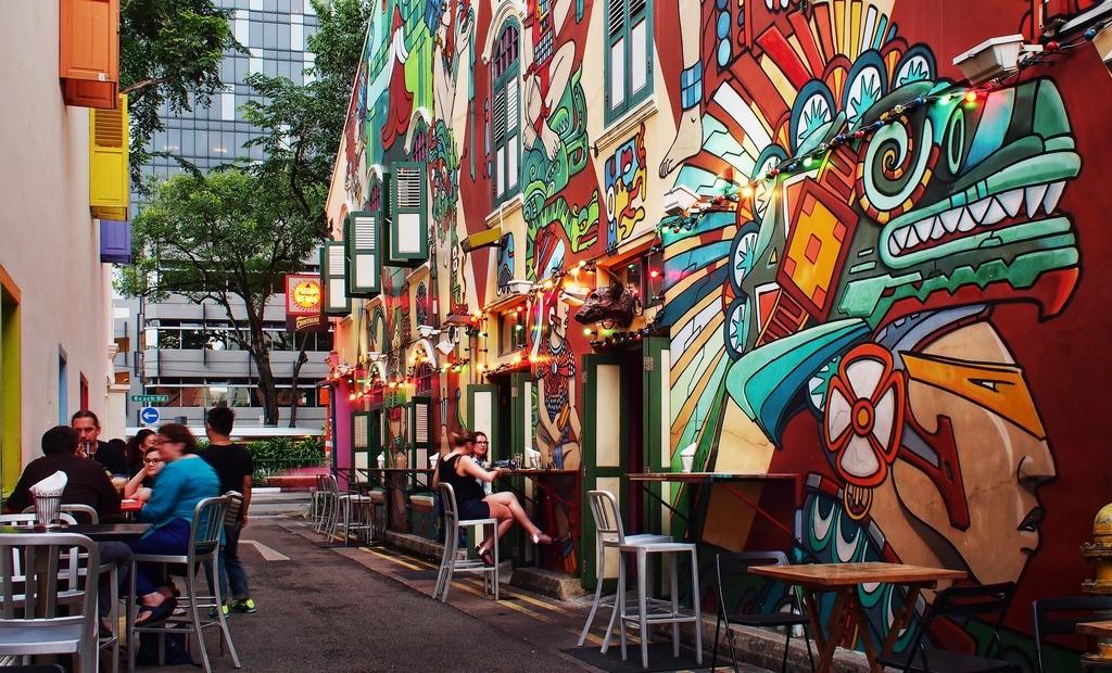 Bugis and Kampong Glam Singapore