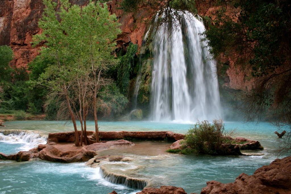 Havasu Falls–Grand Canyon National Park