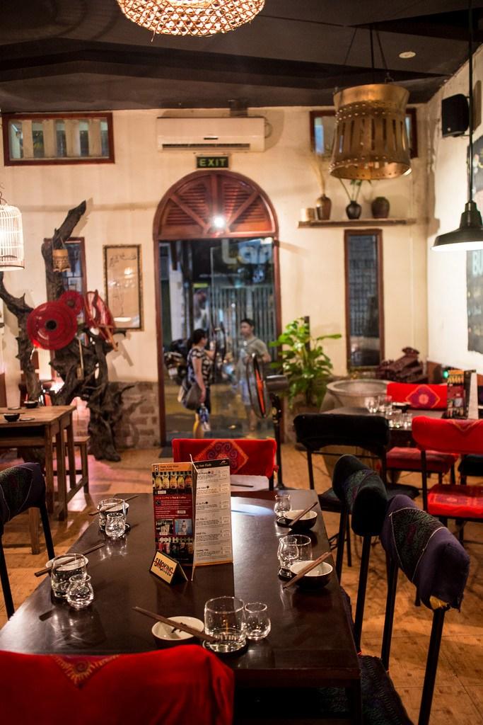 Highway 4 Restaurant hanoi foods guide vietnam