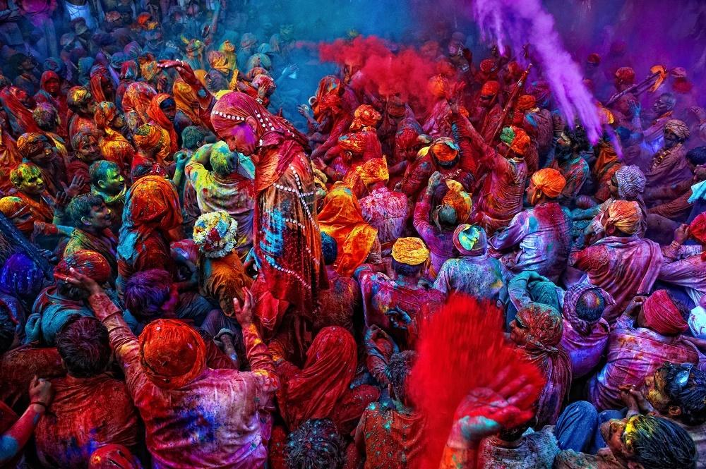 Holi festivals India