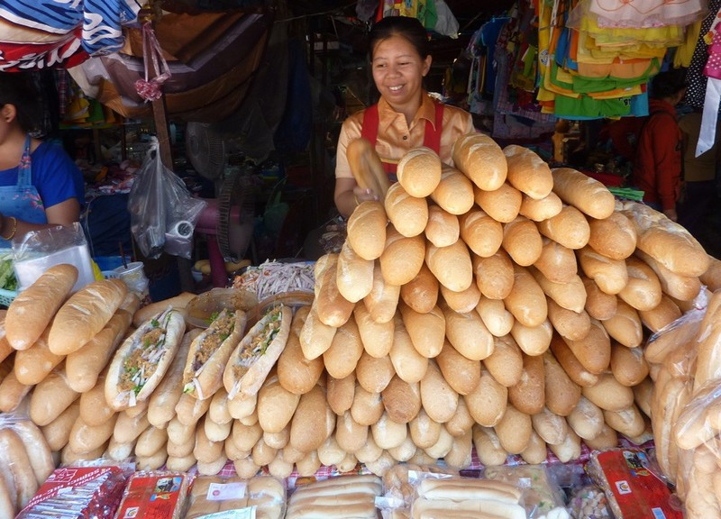 Laotian food - Khao Jee