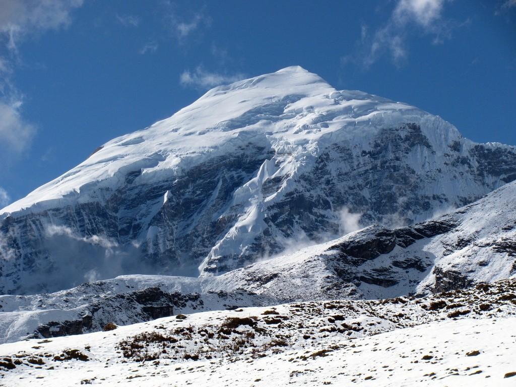 Mount Jhomolhari bhutan03