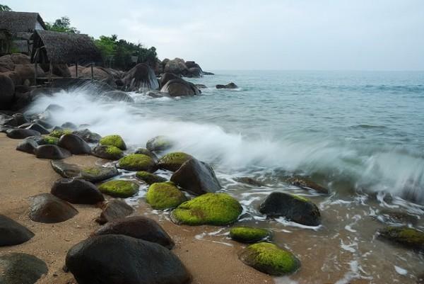 Nam O reef. Photo: ivivu.com