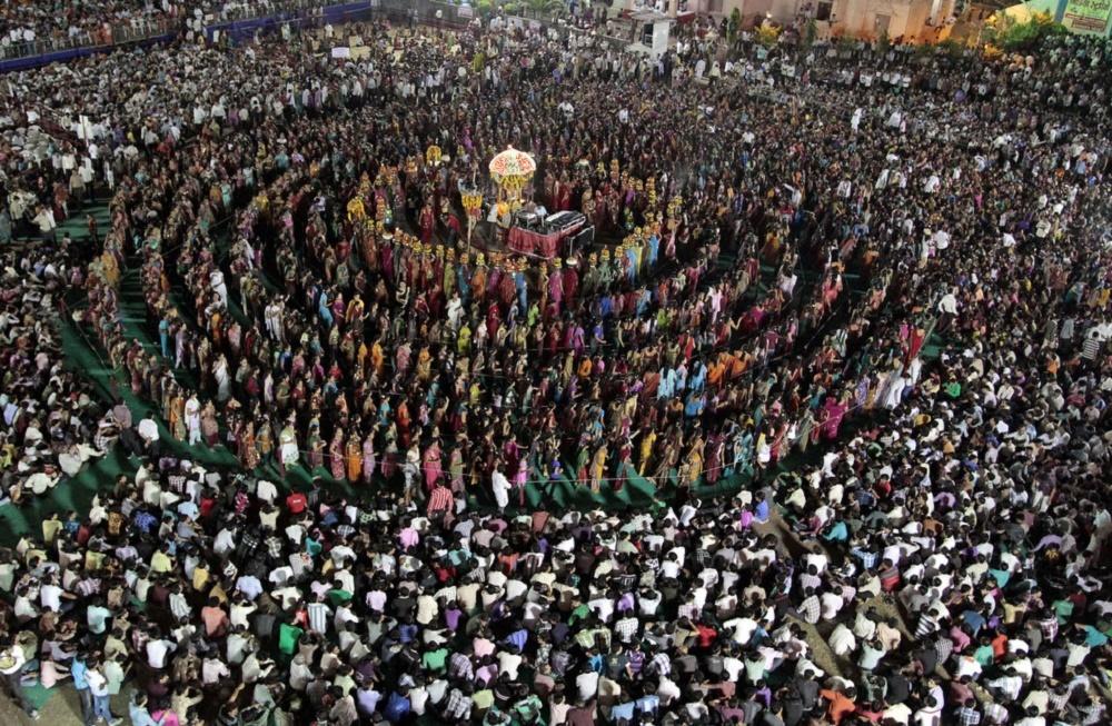 Navaratri festivals India