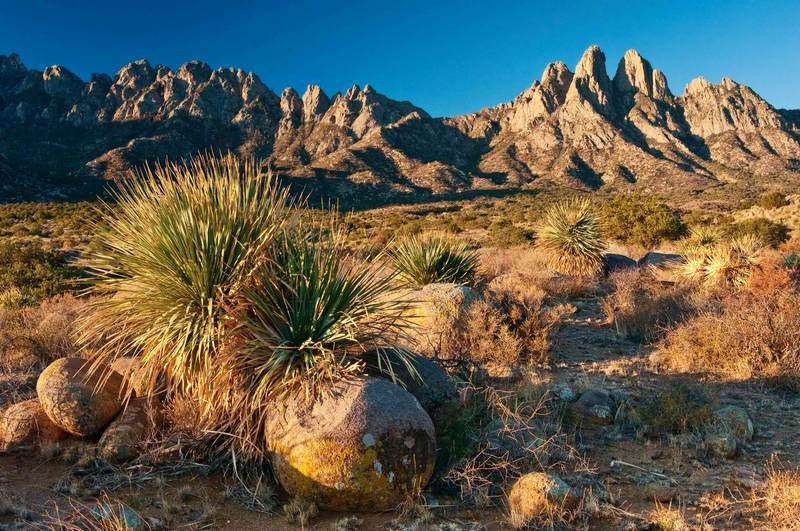 The Organ Mountains gained notoriety in 2014 when they became part of Organ Mountains-Desert Peaks National Monument © Witold Skrypczak / Lonely Planet Images / Getty