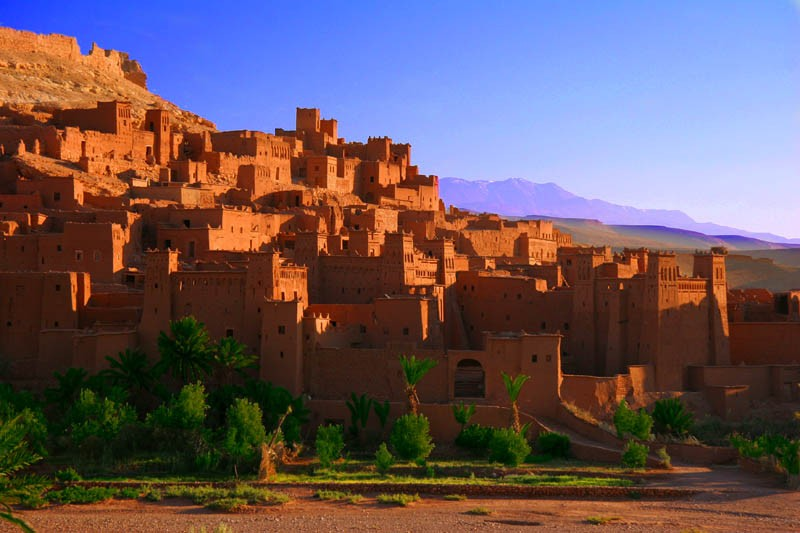 guides africa morocco marrakech where stay