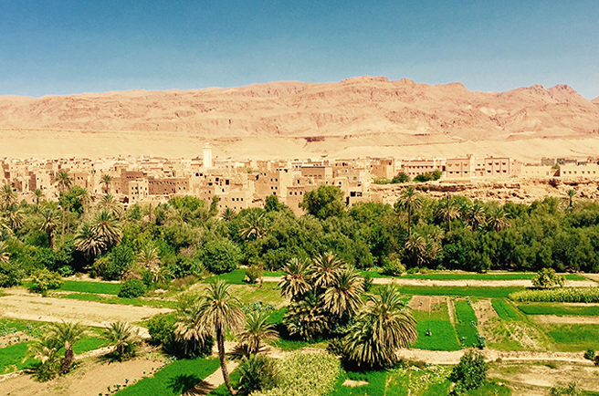 Ouarzazate morocco travel guides