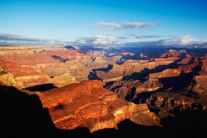 Overview of Grand Canyon seen from South Rim © Mark Read / Lonely Planet