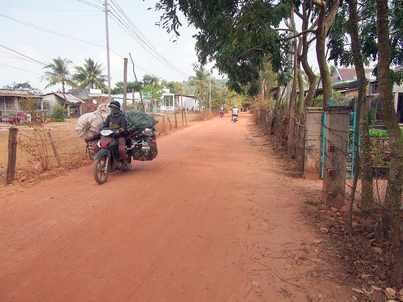 Phu Quoc Island Back road