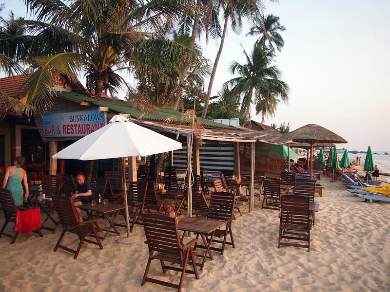 Phu Quoc Island Beach Cafe