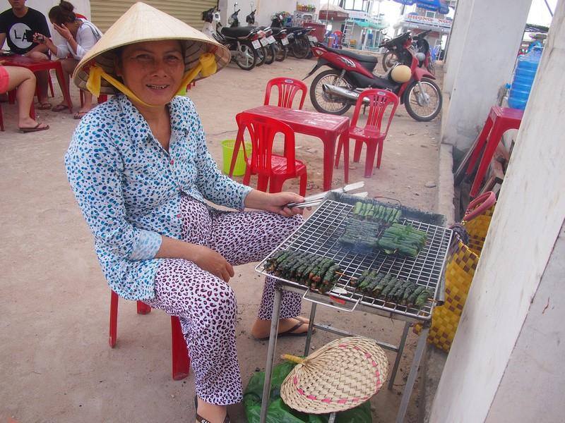 Phu Quoc Island Bo La Lot Lady
