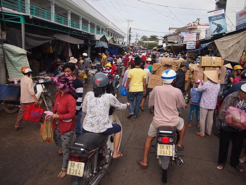 Phu Quoc Island Duong Dong Market