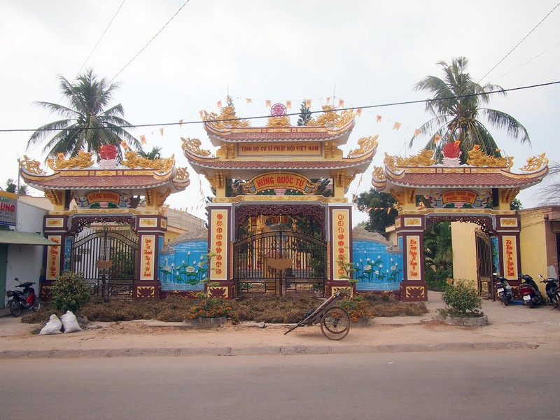 Phu Quoc Island Duong Dong Temple