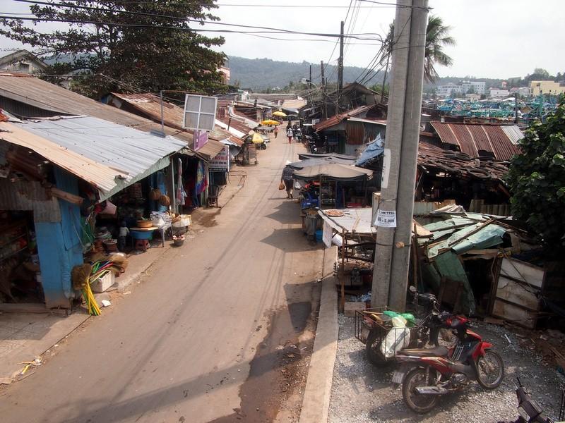 Phu Quoc Island Fishing shacks