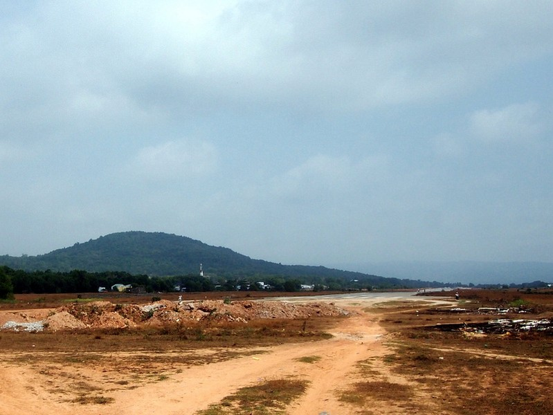 Phu Quoc Island Old airport