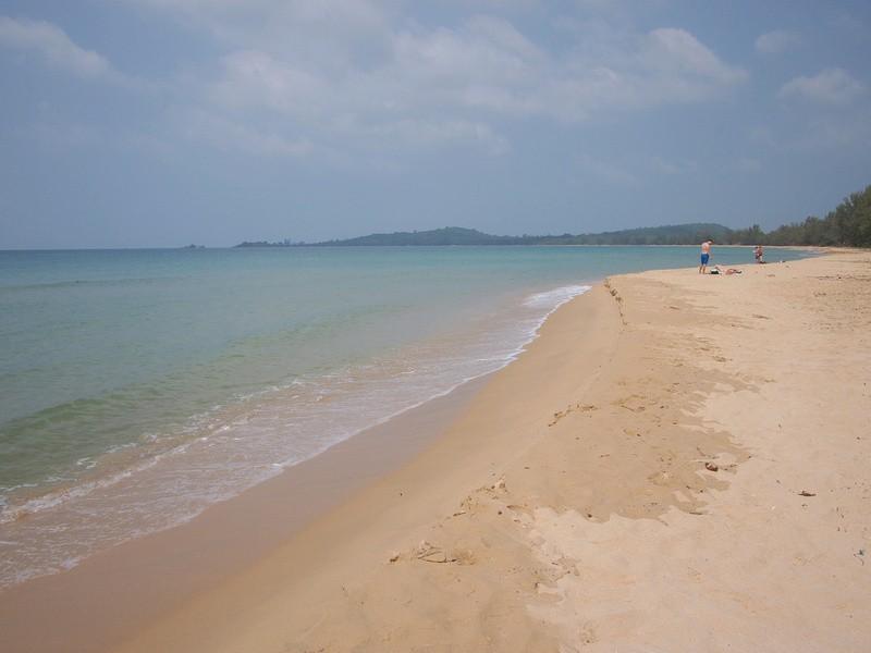 Phu Quoc Island Quiet beach