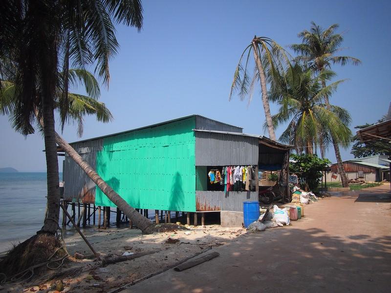 Phu Quoc Island Village shack