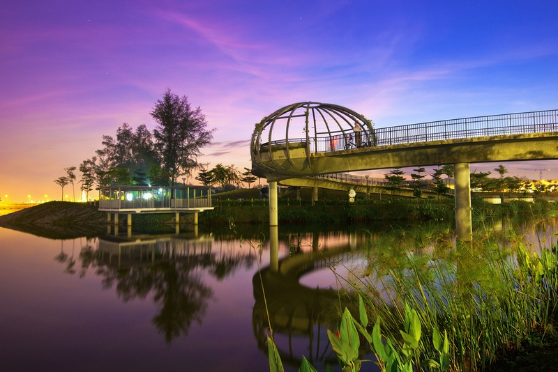 Punggol Park. Photo by Kenny Teo