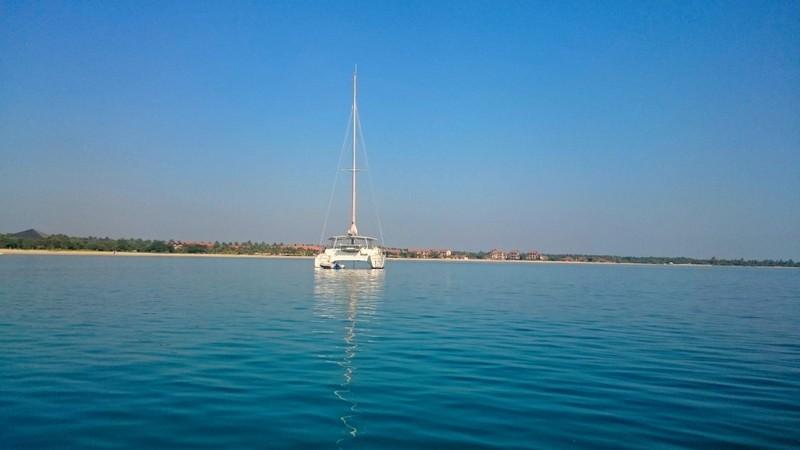 Sri Lanka luxury yacht