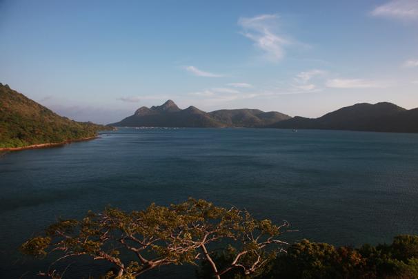 Bay Canh Island
