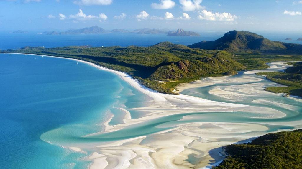 Whitehaven Beach-Australia