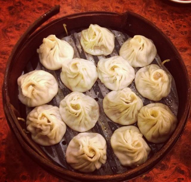 Xiaolongbao shanghai foods china