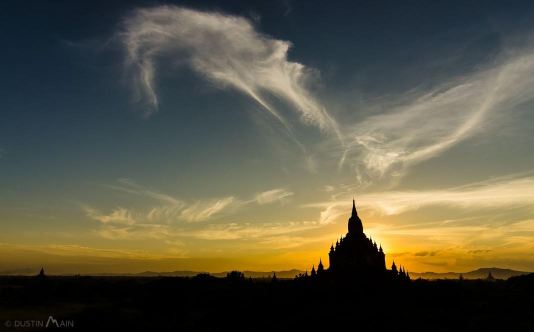 bagan banned tourist climb pagodas temples