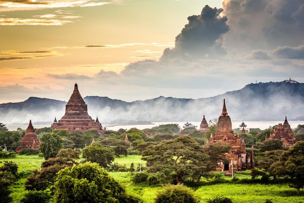 bagan banned tourist climb pagodas