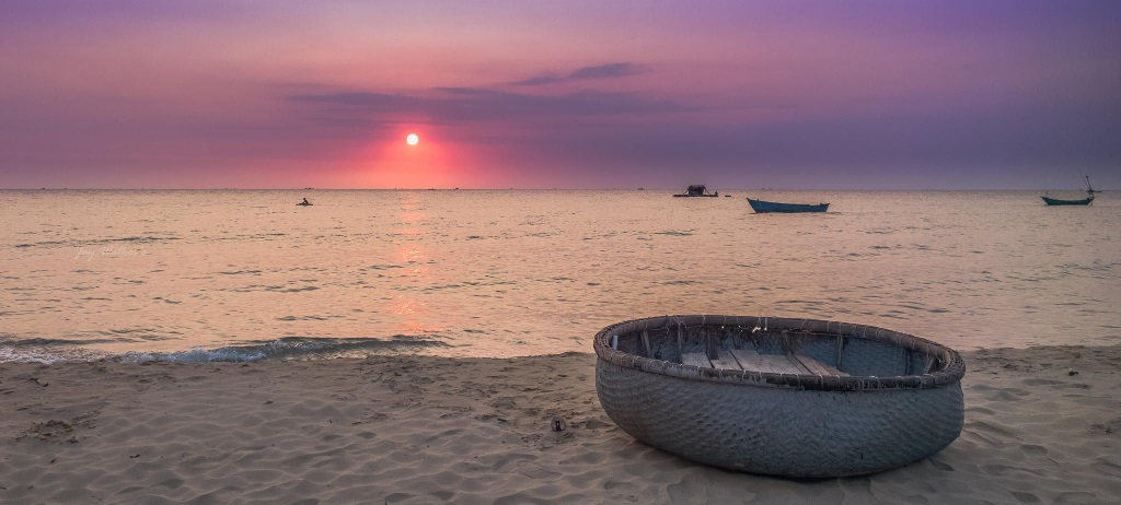 Sunset on Dai Beach, Phu Quoc – Picture: Jay Nguyen